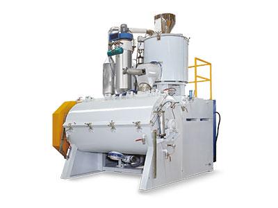 Compound mixer