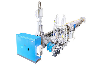 HDPE Muti Layer Pipe Production Line