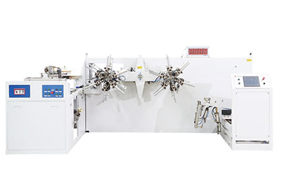 LS-Automatic High Speed Coiler With Online Strapping Device