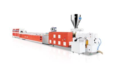 LS-PVC Window Profile Production Line
