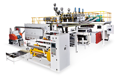 CPE Stretch Film Production Line