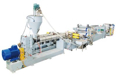 LS-Plastic Sheet Production Line