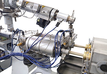 LSDP-32 PPR Dual Pipe Double Layer Co-extrusion Line